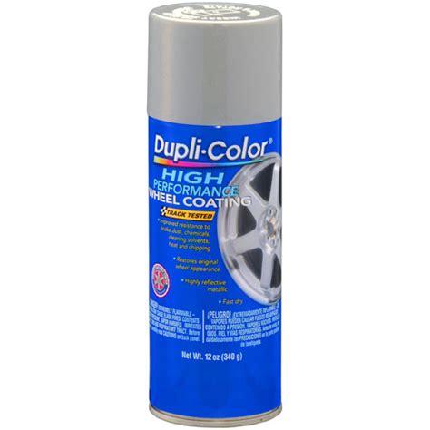 dupli color wheel coating silver 11 oz aerosol argent