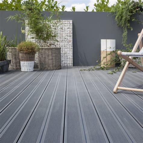 terrasse composite leroy merlin terrasse en bois composite ce qu il faut savoir travaux