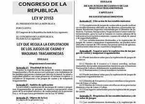 ley n 27153,