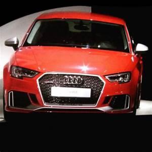 Audi A3 Berline 2016 : audi rs3 berline 2016 premi res photos quasi officielles l 39 argus ~ Gottalentnigeria.com Avis de Voitures
