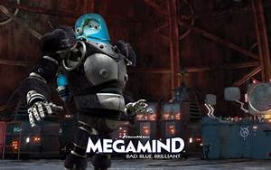 Megamind, Animation, Comedy, Action, Family, Superhero, Alien, Sci, Fi, Robot, Poster, Wallpapers