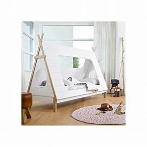 This amazing, luxury Kids Teepee Tent Bed from Woood, is ...