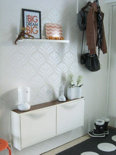 A quick update to the Ikea Trones shoe cabinet with what