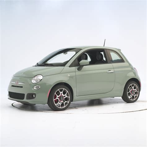 Fiat Safety by Tiny Fiat 500 Earns Iihs Top Safety W Autoblog
