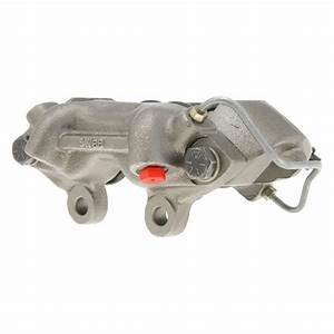 Centric® - Ford Mustang Front Disc Brakes 1965 Remanufactured Semi-Loaded Front Brake Caliper