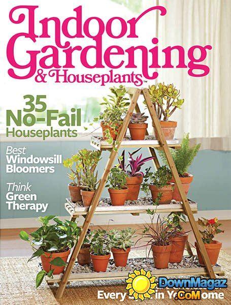 gardening indoor houseplants pdf magazine garden magazines downmagaz english