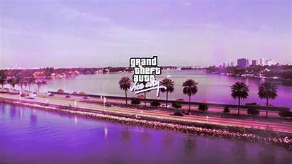 Vice Parede Grand Theft Papel 4k Isso