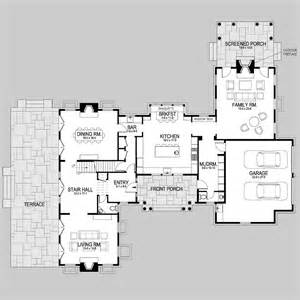 Shingle Style Home Plans by Wheeler Bay Shingle Style Home Plans By David Neff