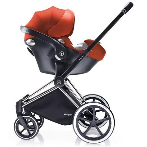 siege bébé isofix aton q de cybex siège auto groupe 0