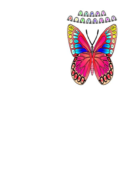 butterfly mask template printable
