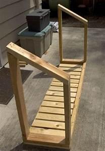 The Runnerduck Firewood Box Plan Is A Step By Step