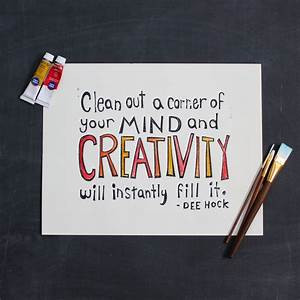 Creativity Quotes - Crafting Connections
