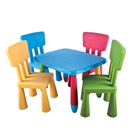 ensemble table et chaise enfant chaise gamer