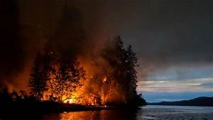 B C  Wildfires 2018  Fire Season Shaping Up To Be More