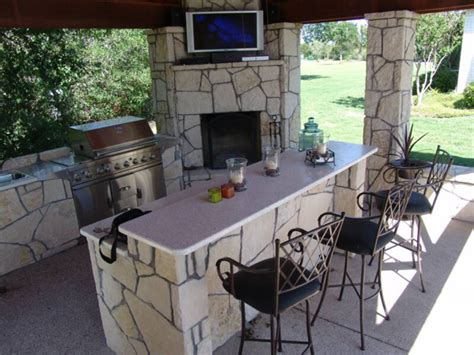 Backyard Bbq Bar Designs by 12 Fascinating Outdoor Bar Design Ideas