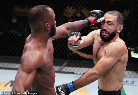 He currently competes in the welterweight division for the ultimate fighting championship (ufc). Leon Edwards' UFC return against Belal Muhammad ends with ...