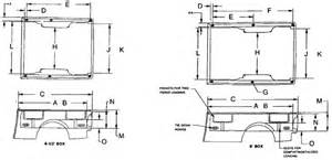 2002 f150 dimensions frame page