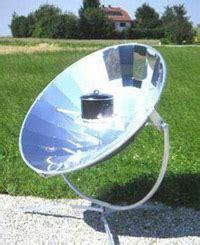 appareil de cuisine le cuiseur solaire utilistation domestique du four