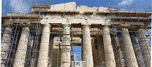 Photos Of The Week  Section Of The Parthenon Frieze