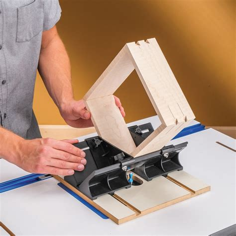 Latest Rockler Woodworking Jig Uses Router Table To Create