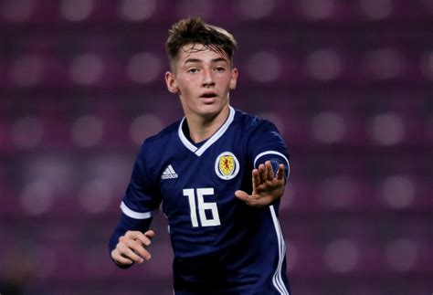 They need a player like billy gilmour, said pundit graham souness of england's midfield during the uk television coverage of the euro 2020 match against scotland. Ex-Rangers ace Gilmour 'ready to pick up where he left off ...
