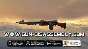 Browning Automatic Rifle  Full Disassembly And Operation