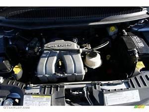 2005 Dodge Caravan Se 2 4 Liter Dohc 16