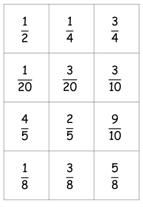 comparing  ordering fractions  decimals lotw