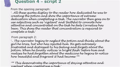 edexcel gcse   english language mocks marking