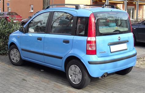 2003 Fiat Panda 12 Related Infomationspecifications