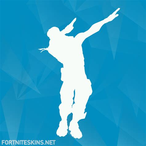dab dance emotes fortnite skins
