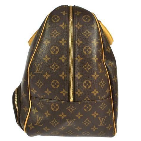 louis vuitton evasion travel monogram travel brown travel bag weekendtravel bags  sale