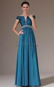 Light Purple Long Sleeve Blue Chiffon Long Off The Shoulder Bridesmaid Dress In