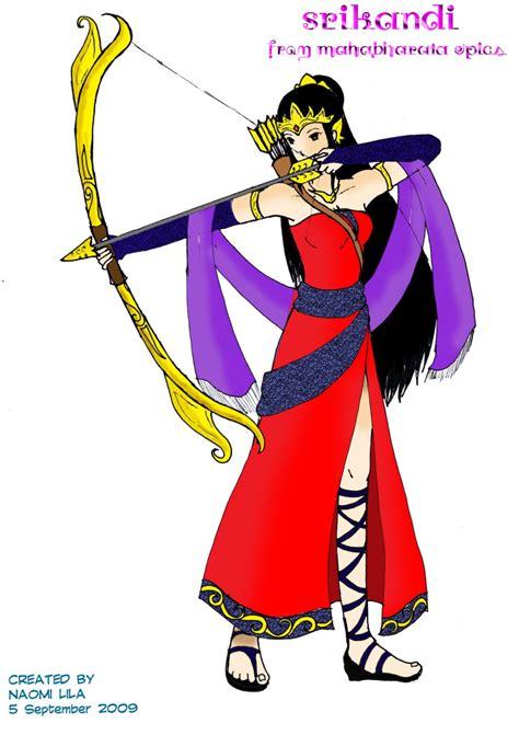Liontin Wayang Dewi Srikandi awesome srikandi archer yang cantik dalam