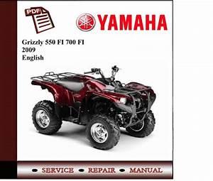 Yamaha Grizzly 550 Fi 700 Fi 09