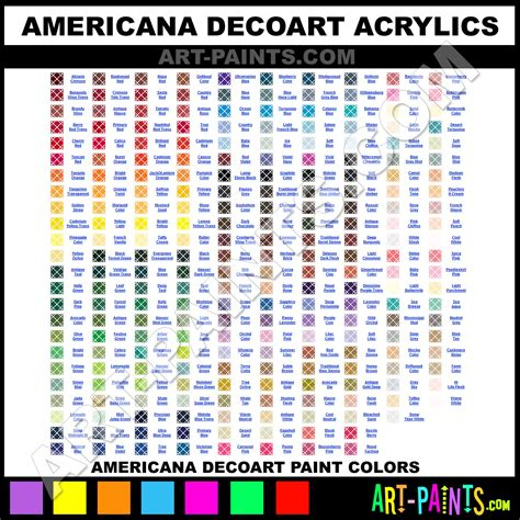 americana paints conversion chart related keywords