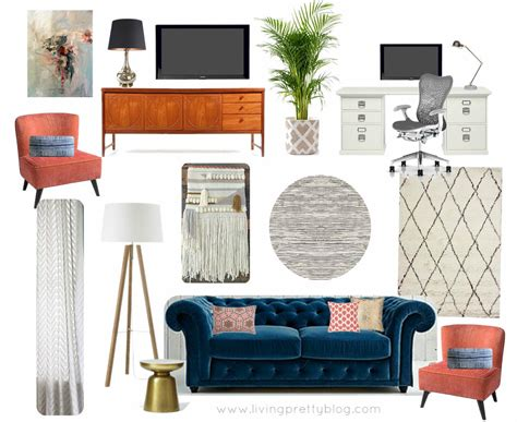 Teal And White Bedrooms by Mood Board Archives Emmerson And Fifteenth
