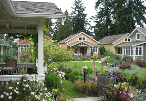 What S A Cottage House by Cottage Clusters Portland S Chance To Build Community In