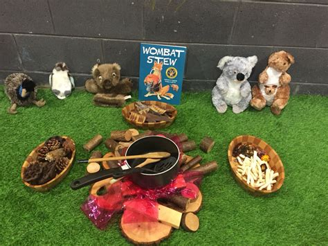 Wombat Stew Role Play Corner Pre Primary
