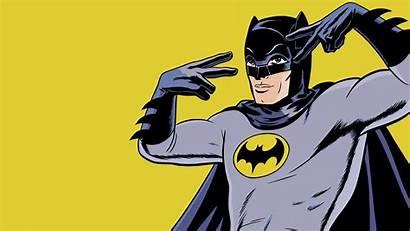 Batman Wayne Bruce Comics 60s Template Desktop