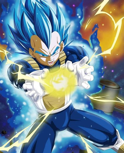 vegeta final flash anime dragon ball super dragon ball