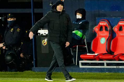 Gagal Menang, Zidane Sebut Duel Osasuna vs Real Madrid Tak ...