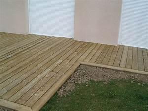 Lambourde Terrasse Composite : hervier paysages terrasse en bois ~ Premium-room.com Idées de Décoration