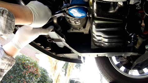 kia soul  liter engine oil change youtube