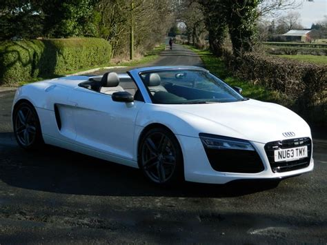 audi supercar convertible used audi r8 for sale