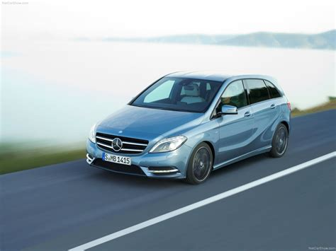 Mercedes B Class Picture by Mercedes B Class 2012 Picture 6 Of 178
