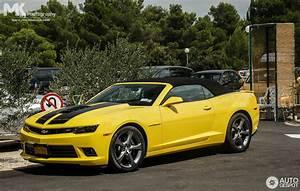 Chevrolet Camaro Cabriolet Occasion : chevrolet camaro ss convertible 2014 19 november 2015 autogespot ~ Gottalentnigeria.com Avis de Voitures