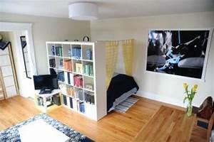 Zimmer Trennen Ikea : 140 bilder einzimmerwohnung einrichten ~ A.2002-acura-tl-radio.info Haus und Dekorationen