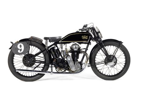 Rare Classic Racing Bikes Offered At Classic Bike Auction