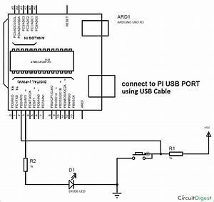 Interfacing Arduino With Raspberry Pi Using Serial